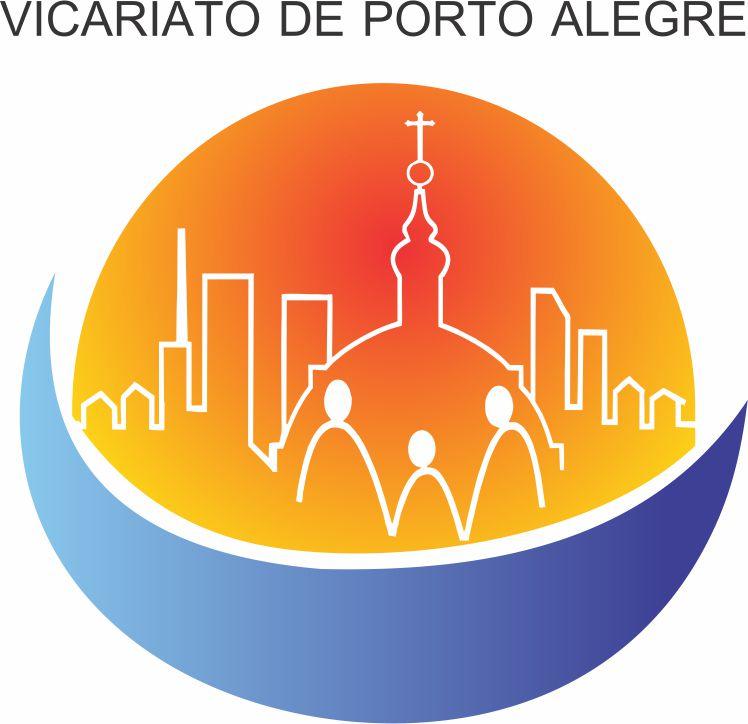 Brasão do vicariato de Porto Alegre